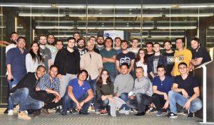 Visita al supercomputador Marenostrum con los alumnos de CC-MEI