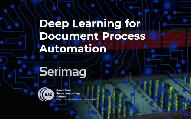 Proyecto BSC con Serimag sobre Deep Learning y Inteligencia Artificial