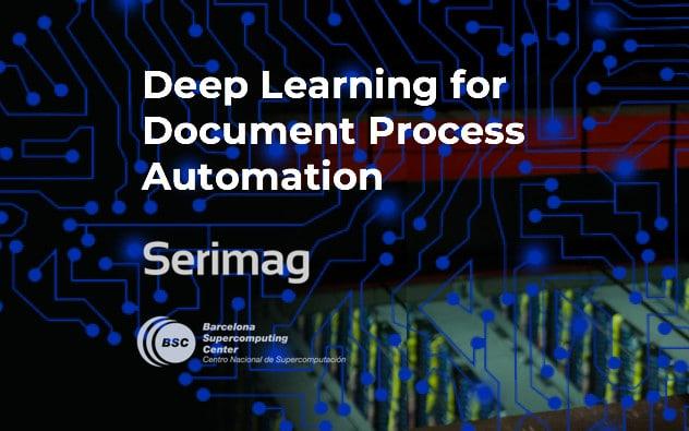 Proyecto BSC con Serimag sobre Deep Learning y Inteligencia Artificial