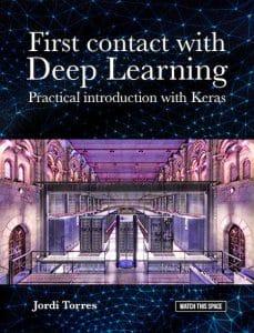 Libro para programar la Inteligencia Artificial con  Deep Learning con Keras en Ingles