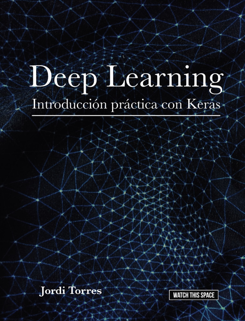 Libro de Keras para programa inteligencia artificial i deep learning