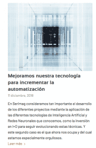 documentación con Inteligencia Artificial