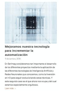 documentación con Inteligencia Artificial