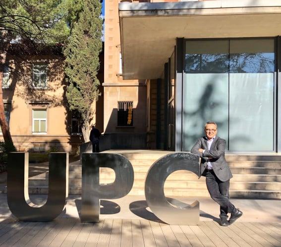 Jordi Torres profesor en inteligencia artificial y supercomputación