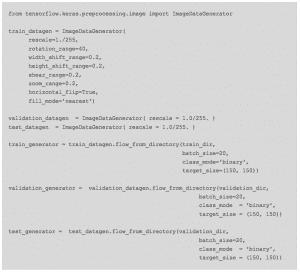 keras-tensorflow-data-augmentation: codigo generadores