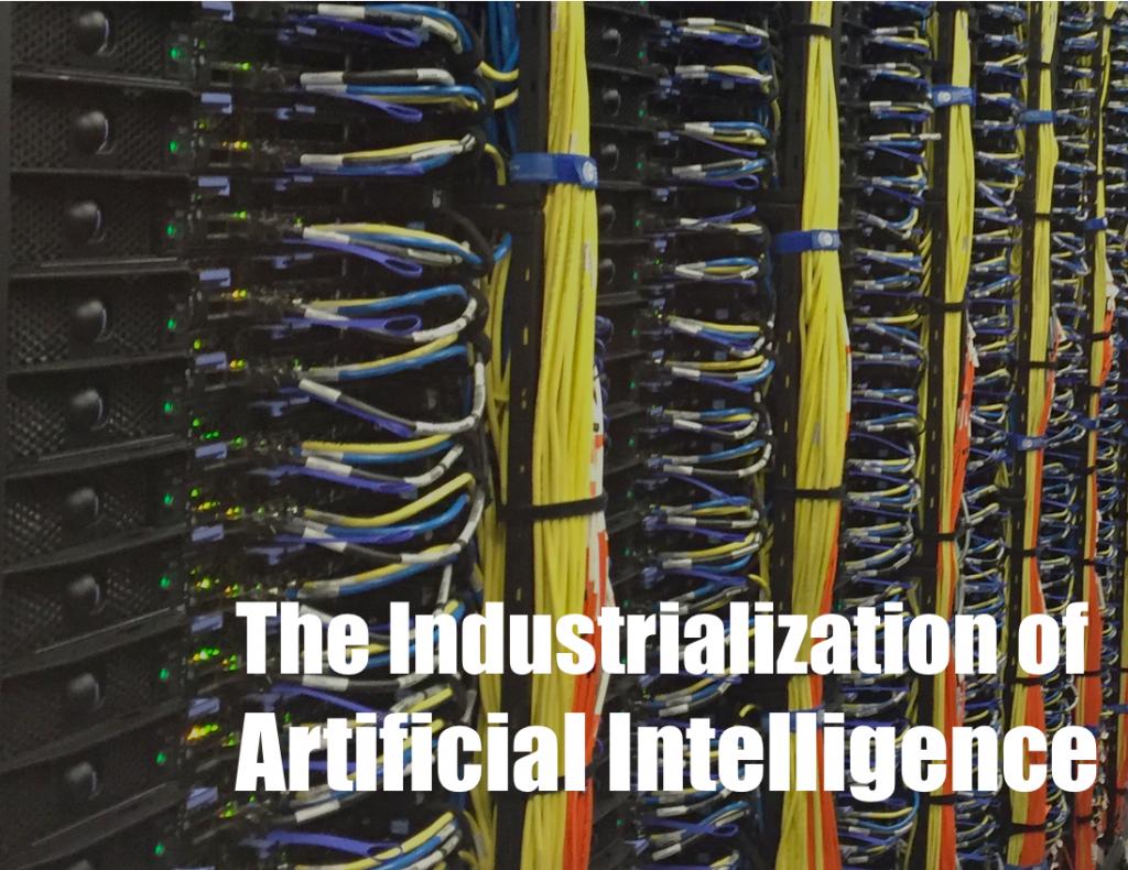 industrialization AI